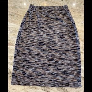Cato Stretch Thick Jersey Skirt
